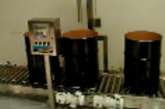 Automatic Net Weight Individual Drum Filler