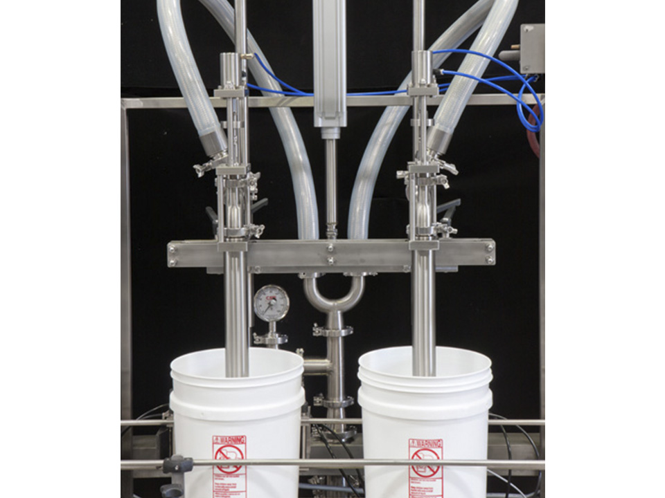 Net Weight Inline Pail Filling Machine, Home Care