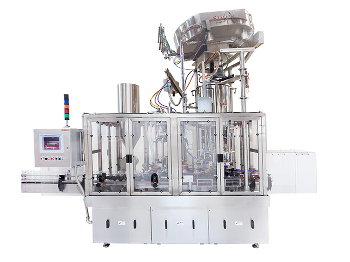 Rotary Bloc Filling Systems